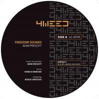 Adam Prescott - Freedom Sounds EP