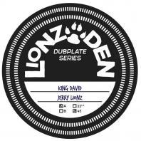 Jerry Lionz - King David / King Dub