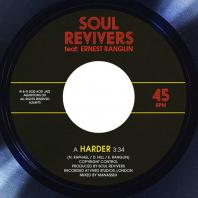 Soul Revivers ft Ernest Ranglin - Harder / Harder Dub
