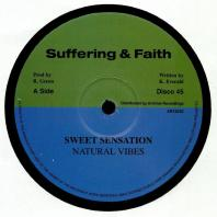 Natural Vibes - Sweet Sensation / Version