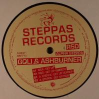 Goli / Ashburner - Get Up EP (RSD & Alpha Steppa remixes)
