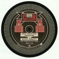 Dub Masterclash / Echo Minott - The World Is In A Mess