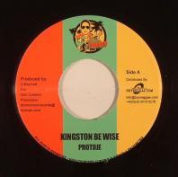 Protoje - Kingston Be Wise / Dub Mix