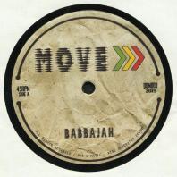 Babbajah / Michael Ecodus / Mystical Bamboo - Move
