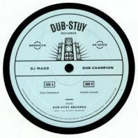 Dj Madd - Dub Champion / Ghetto Sound