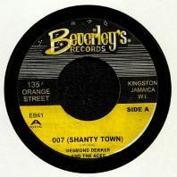 Desmond Dekker & The Aces - 007 Shanty Town / Dub