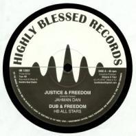 Jahman Dan / HB All Stars / Lucadread - Justice & Freedom / Justice Melody