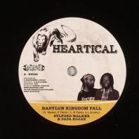 Sylford Walker & Papa Kojak / Nello B - Babylon Kingdom Fall / A So Say Jah