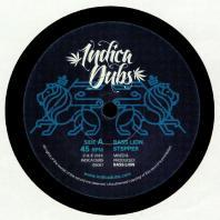 Bass Lion - Bass Lion Stepper / Lion Dub
