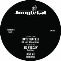 Dub-Liner & Omen Breaks - M0th3rfuck3r / Big Wheelin' / Diss Me