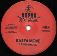 Leon Demaria / Dennis Capra / Ray P - Rasta Move