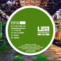 Teffa - Attention EP
