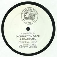 D-Operation Drop / Halcyonic - Original Lion