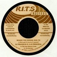 AJ Franklin & The Inn House Crew - Where You Gonna Run To