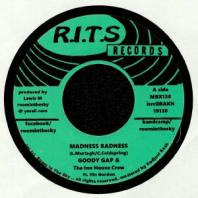 Goody Gap & The Inn House Crew - Madness Badness feat Vin Gordon / Version
