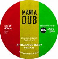 Disciples - African Odyssey / African Dub