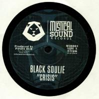 Black Soulie / Panda Dub - Crisis / Crisis (Ethno version)