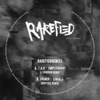 T.A.R & Primer - Amplivagant (J.Sparrow Remix) / Signals (Crypticz Remix)