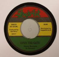 Watty Burnett / Upsetters - Open The Gate