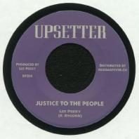 Lee Perry - Justice To The People / Verse Two