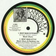 Black Uhuru / Ranking Joe - Rent Man