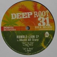 Abassi All Stars - Humble Lion EP