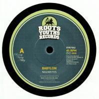 Nazarites - Babylon / Dubwise