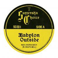 Nick Manasseh - Babylon Outside / Brexit Blues