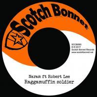 Naram ft. Robert Lee - Raggamuffin soldier / Aggro riddim