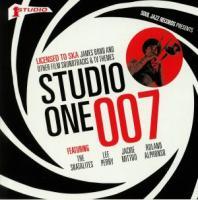 Various - Studio One 007 - Licensed To Ska