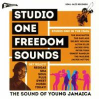 V/A - Studio One Freedom Sounds: Studio One In The 1960s
