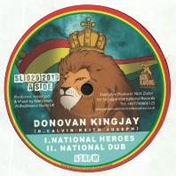 Donovan Kingjay / Aba Ariginal - National Heroes / Ariginal Hero