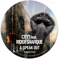 City1 feat. Rider Shafique - Speak Out EP