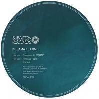 Kodama feat. LX One - Cronauer EP