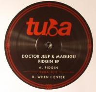 Doctor Jeep & Magugu - Pidgin EP