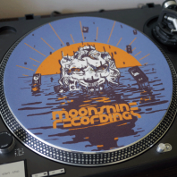 Moonshine Recordings x Tubby Isiah Slipmat