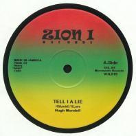 Hugh Mundell - Tell I A Lie / Track 2 / Jah Music