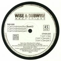 Weeding Dub - Can't Understand / Lion's Claw
