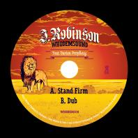 J.Robinson WhoDemSound Feat Darien Prophecy - Stand Firm