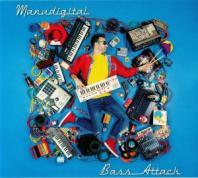 Manudigital - Bass Attack *CD