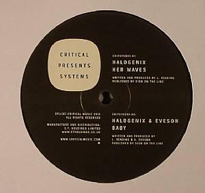 Halogenix Critical Presents Systems 001 Mash Up Pl